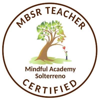 certtified MBSR Teacher logo