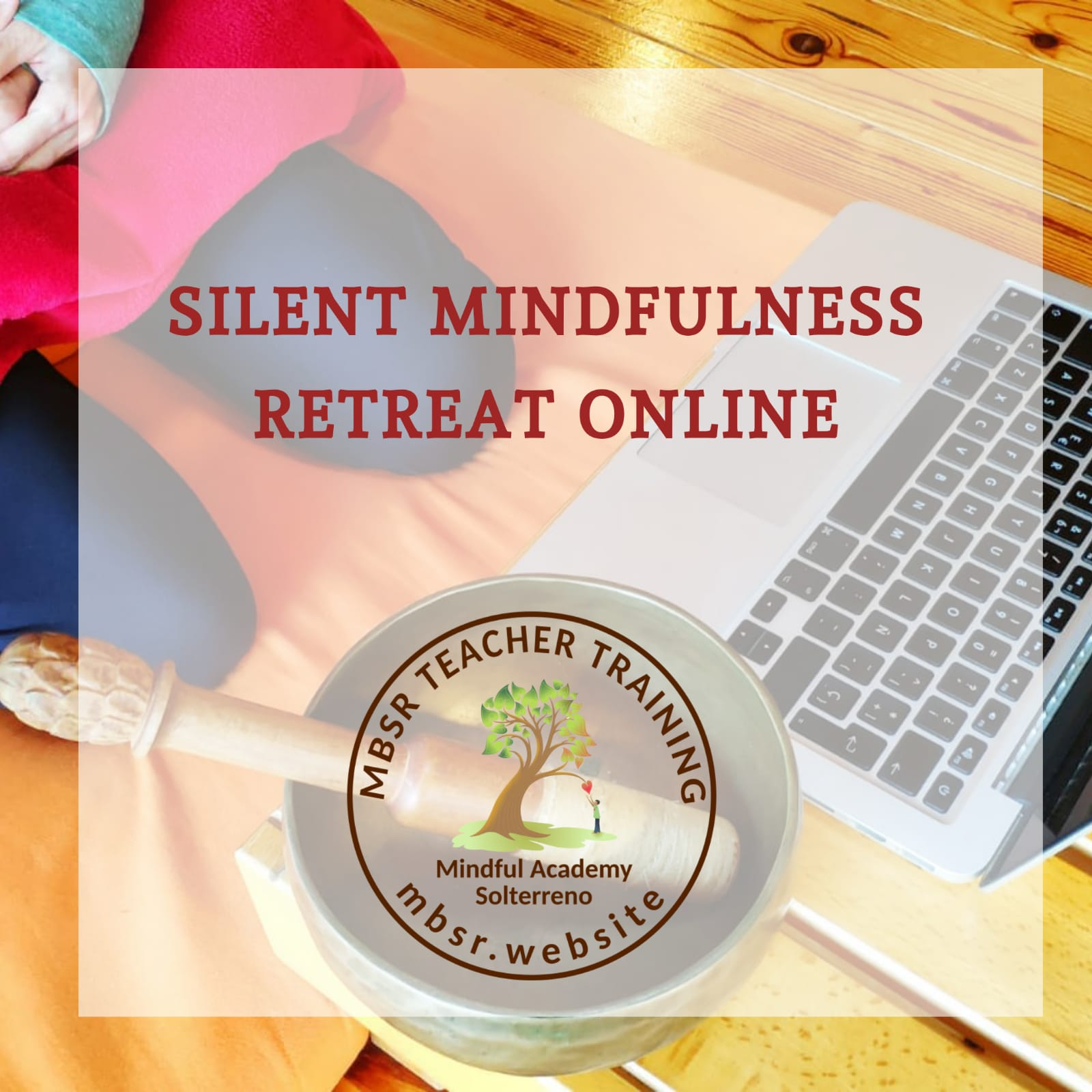 Silent retreat ONLINE
