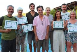<p>MBSR Teacher Training TT2, August 2019